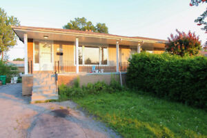 Beautiful semi detached raised bungalow for lease/rent