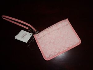 New with tags! Authentic Coach wallet wristlet