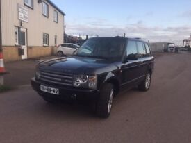LEFT HAND DRIVE RANGE ROVER VOGUE WITH FULL OPTIONS,DRIVES SUPERBLY,ENGINE & MECHANICS IN TOP SHAPE