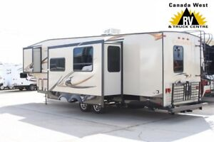 2015 chaparral 29BHS Excellent Used 5th Wheel w/Bunk Room