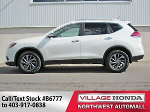 2016 Nissan Rogue SL AWD | Sunroof | Navi | B/U Camera |