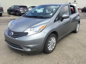 2015 Nissan Versa Note SV AUTO Accident Free,  Back-up Cam,  Blu