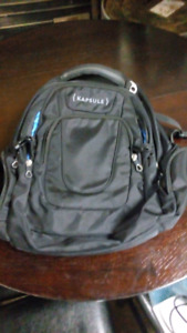 Kapsule 17-18 inch laptop backpack with RFID protection!