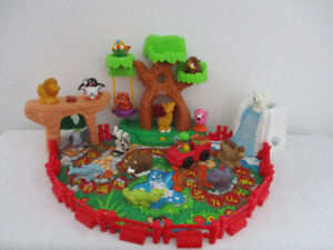 Little People Zoo A.B.C Apprentissage De L`alphabet Sonore