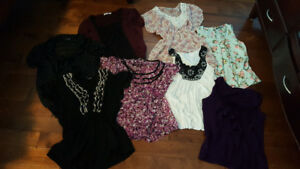 Huge Lot of Women's Clothes (53 pieces - size small)