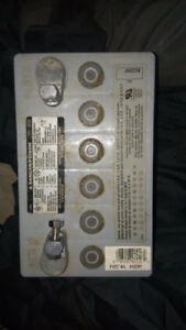 12 volt gel 51 amp hour batteries