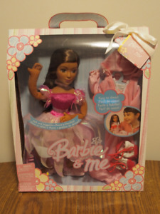 Barbie and Me 2004 Doll Set