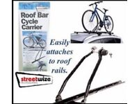 Streetwize Roof Bar Cycle Carrier (SWCC4)