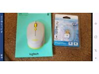 LOGITECH BLUETOOTH MOUSE BRAND NEW