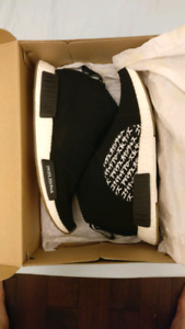 Nmd united arrows and sons city sock size 12 9.5/10