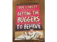 Getting the Buggers to Behave- Sue Cowley