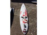 F2 Maui Project Windsurf Board