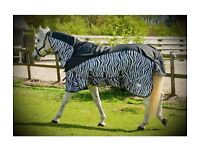 Rhinegold-Masai-Turnout-Fly-Rug 6'3