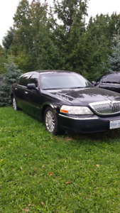 Parting out 2005 and 2007 lincoln L town car