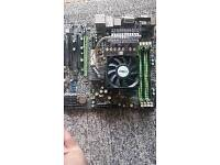 HD DVD Drive and discs, motherboard, Cpu, ram and psu