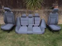 Bmw semi leather seats e91***£100**