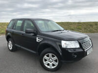 LOW MILEAGE 2010 FREELANDER 2 TD4 2.2 GS WITH NEW MOT AND FULL SERVICE HISTORY! STUNNING CAR!