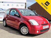2005 55 CITROEN C2 1.4 SX HDI 3D 68 BHP! P/X WELCOME! 1 OWNER! TIMING BELT CHANG