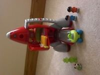 Early Learning Centre (ELC) Toy Rocket