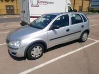 2004 VAUXHALL CORSA 1.2 5 DR HATCH. STUNNING PERFECT FIRST CAR