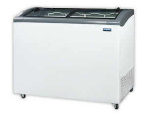 NEW ICE CREAM FREEZER