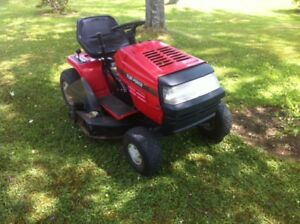 MTD Turf Power Plus Ride On Lawn Mower