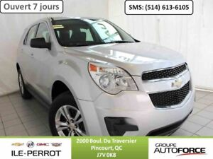 2010 CHEVROLET EQUINOX FWD LS, MAGS, CRUISE, MP-3