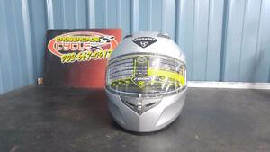 Zoan  Modular Helmet Silver