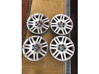 BMW 18 Inch Style 93 Alloy Wheels OEM 5x120 3 Series, 6 Series, 7 Series