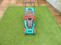 bosch electric mower