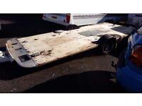 REfF: 614 Caravan Chassis/trailer