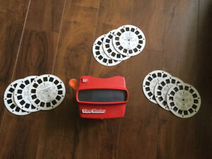 View master with 9 slides!