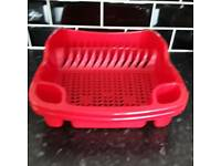 Dish and cutlery drainer