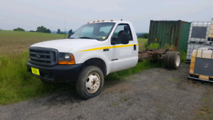 2000 Ford F450 2wd