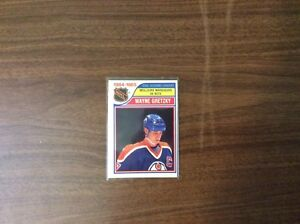 Various 1974 and 1985 OPC Hockey Cards