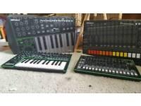 Roland TR8 & Roland System-1