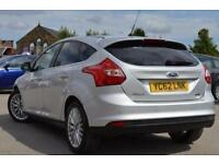 2012 Ford Focus 1.0 125 EcoBoost Zetec 5 door Petrol Hatchback