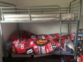 Good condition bunk beds