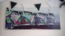 Camper van canvas