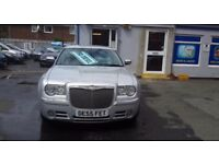 Chrysler 300cc 3.0 td automatic reduced in price £2995