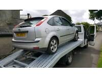2006 FORD FOCUS 1.6 TDCI 110bhp*FOR BREAKING*(CITREON PEUGEOT)