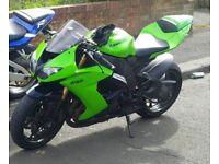2009 zx10r swap car/bike/cash