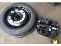 "15 "" peugeot space saver spare wheel"
