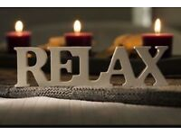 Total relax Massage & Beauty £30 Thursday 17th ...from 10am