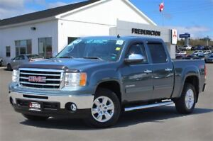 2013 GMC Sierra 1500 SLT! CREW! HEATED/COOLED LEATHER! ONLY 38K!