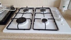Oven an hob