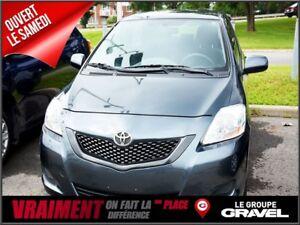 2012 Toyota Yaris BERLINE TOUT ÉQUIPÉ AIR CLIM Gr ÉLEC COMPLET