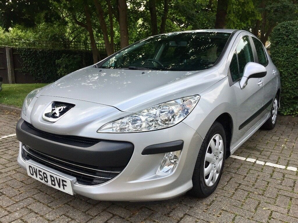2008 peugeot 308 1 6 hdi diesel 86k miles amazing condition in croydon london gumtree. Black Bedroom Furniture Sets. Home Design Ideas