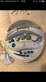 Sensio spa, electric nail tool kit