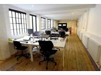 Serviced office - Broadway Market, London Fields. Rental price includes all bills and rates.